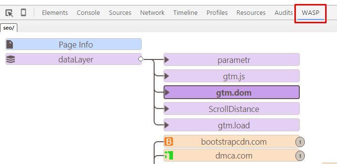 Как работать с инструментами Web Analytics Solution Profiler и Chrome developer tools