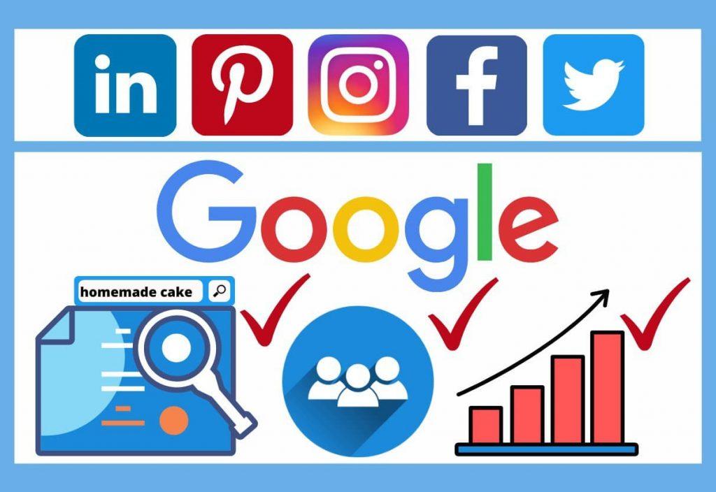 Влияение соцсетей на SEO продвижение